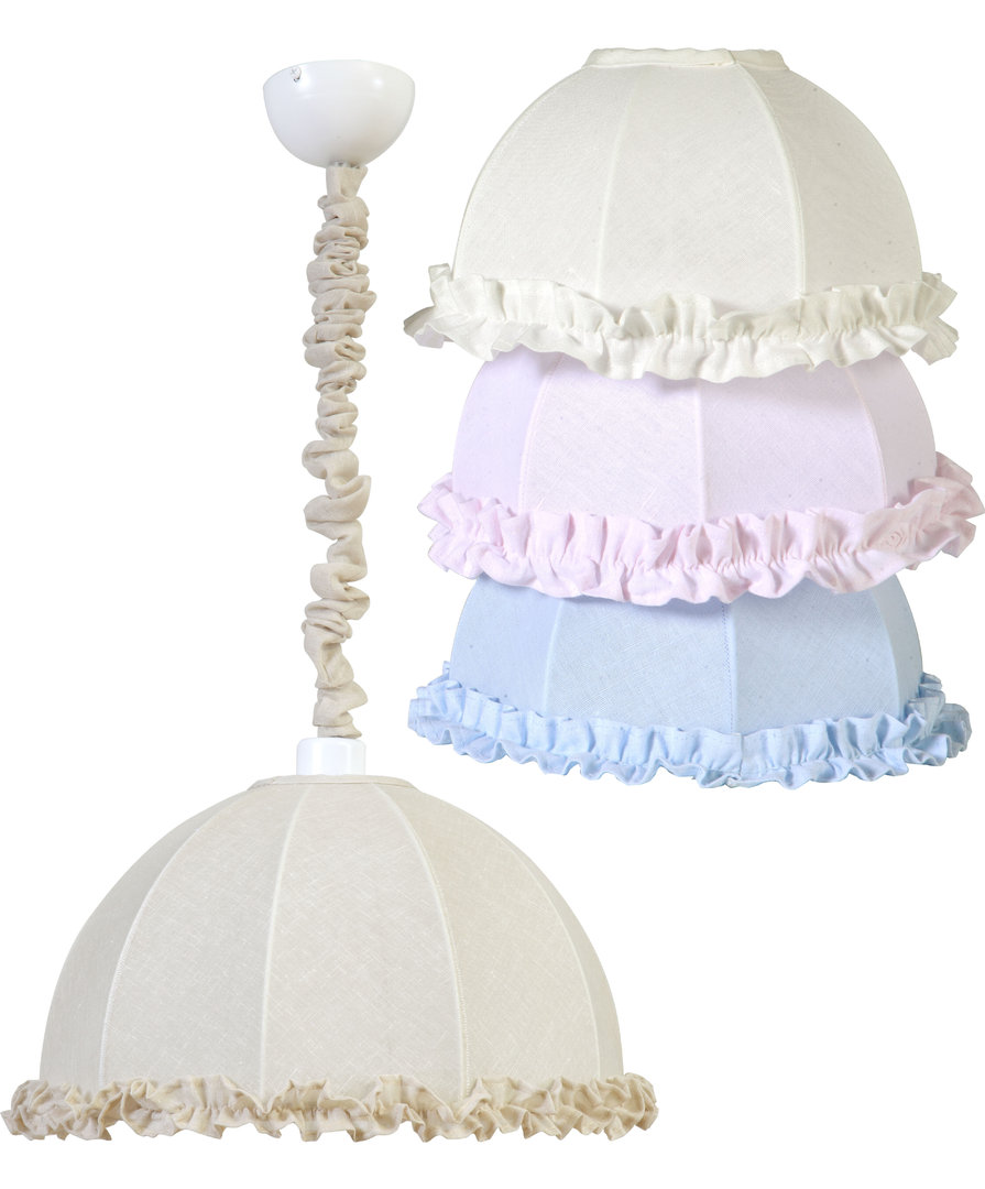 L mpara de techo campanilla l mparas infantiles tienda - Lamparas de techo bebe ...